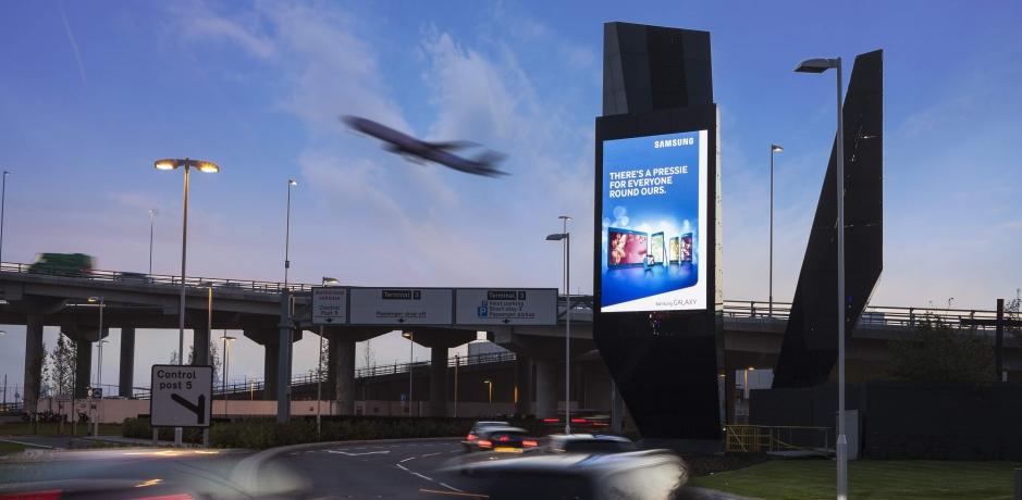 Heathrow JCDecaux Board